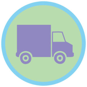 Free delivery on Measure to Fit orders