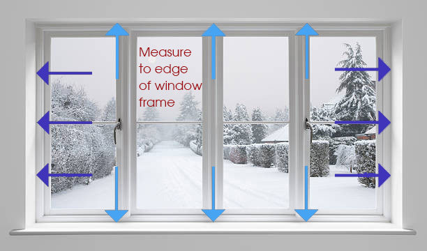 Measuring your windows for secondary glazing