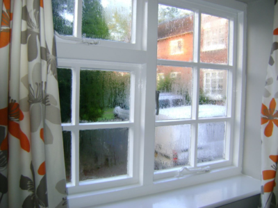 Reduce condensation with Ecoease secondary glazing