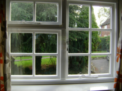 Ecoease secondary glazing can reduce condensation